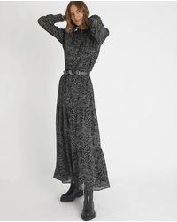 Berenice Racky Wild Khaki Dress - Multicolour