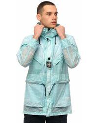 Stone Island Jacket For 1542999 0044 - Blue