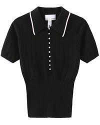 i-am-chen I Am Chen Polo Shirt - Black