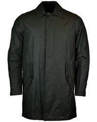 Baracuta G10 Waxed Jacket Oil Green