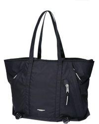 Indispensable Bag - Idp 2-way Tote Toss Econyl - Black