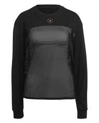 adidas By Stella McCartney Longsleeve Top - Black