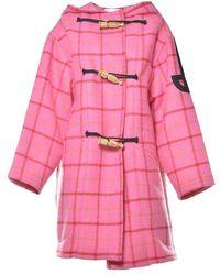 Patou Coats - Pink