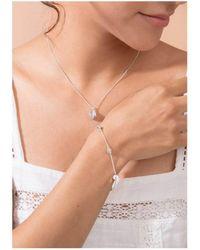 Rachel Jackson - Moon Orb Pendant Necklace - Lyst