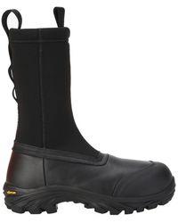 Heron Preston Security Sock Boot - Black