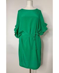Toupy Follow Dress Peppermint - Green