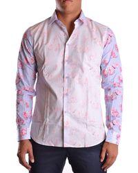Givenchy Shirt Kc294 - Pink
