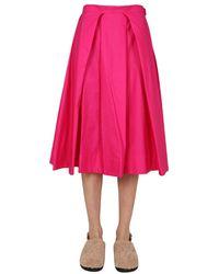 Marni - Wheel Skirt - Lyst