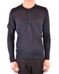 Woolrich Sweater In - Blue