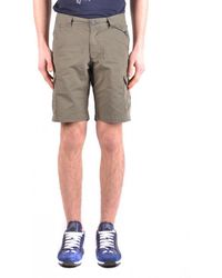 Woolrich - Shorts In Green - Lyst