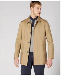 Remus Uomo Uomo 3/4 Casual Coat Beige - Natural