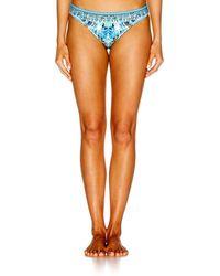 Camilla 732span047 Bikini Pant - Blue
