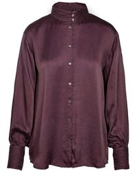 NÜ Amra Shirt - Purple