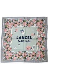 Lancel Scarves 70x70 - Maldives - Multicolor