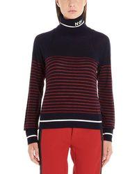 N°21 Nâ°21 Women's A01770196689 Multicolour Wool Sweater