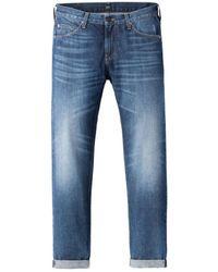 Lee Jeans Rider Jeans - Dark - Blue