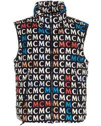 MCM Polyamide Vest - Black