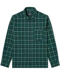 A.P.C. Surchemise Shirt - Green
