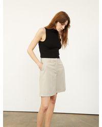 ALIGNE Delilah Tailored Long Short In Sand , - Natural