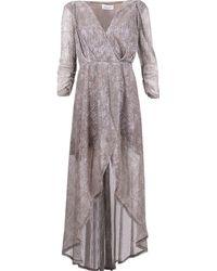 Berenice Dress Bronze 12rhalia4urb - Brown