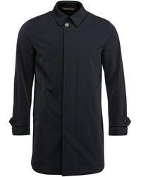 Ermenegildo Zegna - Navy Rain Coat - Lyst