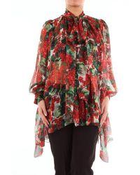 Dolce & Gabbana Shirts Blouses Women Fantasy - Red