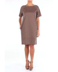 Altea Dress Short Women Brown