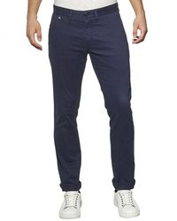 Tommy Hilfiger Tommy Jeans Slim Fit Chinos - Blue