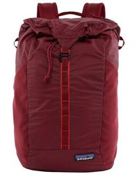 Patagonia Ultralight Black Hole 20l Backpack - Roamer Red Size: One Si