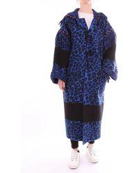 Alanui Coat - Blue