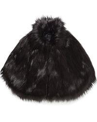 Unreal Fur Nord Cape In - Black