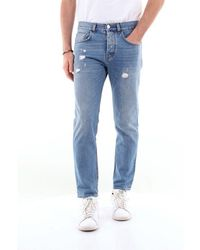 Haikure Jeans Cropped - Blue
