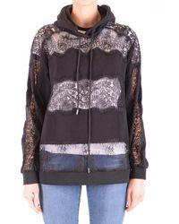 McQ Sweatshirt In Black