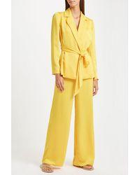 Kalmar Aimeé Trousers - Yellow