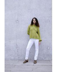 M.i.h Jeans Paris Jeans White