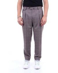 PT Torino - Trousers Chino Men Fantasy - Lyst