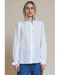 Stella Nova Yolanda Shirt - White