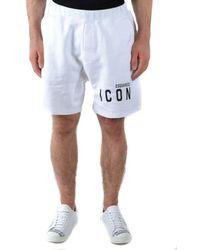 DSquared² Shorts - White
