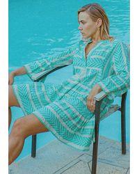 Devotion Ella Midi Dress Mint - Green