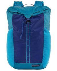 Patagonia Ultralight Black Hole 20l Backpack - Curacao Blue Colour: Cu