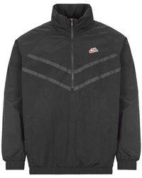 Nike Heritage Windrunner - Black