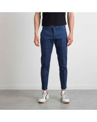 Department 5 Pantalone Prince Cavalery - Blue