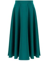 Gianluca Capannolo Other Materials Skirt - Green