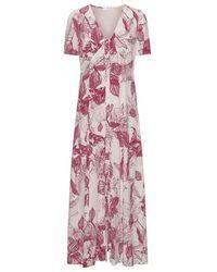 2nd Day Ambani Domingo Dress - Pink