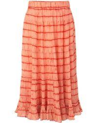 Second Female Santiago Coral Skirt - Orange