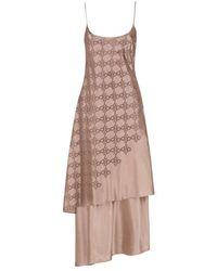 Fendi Other Materials Dress - Multicolor