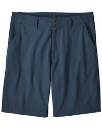 "Patagonia Four Canyon Twill Shorts 10"" Stone Blue"