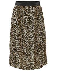 Soaked In Luxury Eteri Skirt - Multicolour