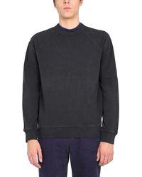 YMC Men's P7paoy010black Black Other Materials Sweatshirt