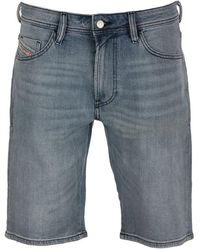 DIESEL Thoshort Denim - Blue